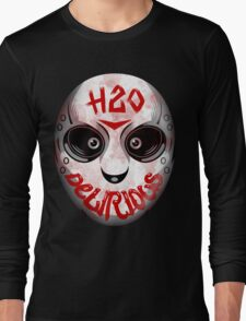 mask H2O Delirious Face Long Sleeve T-Shirt