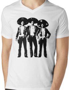 Day, Bottoms, Nederlander Mens V-Neck T-Shirt
