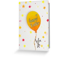 Bunny Up Greeting Card