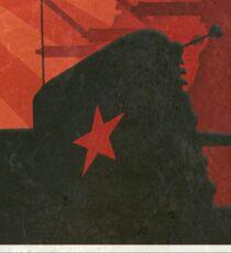 Cold Time War Sticker