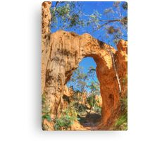 The Golden Arch of Hill End Canvas Print