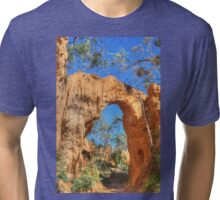 The Golden Arch of Hill End Tri-blend T-Shirt