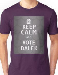 Keep calm and vote Dalek T-Shirt