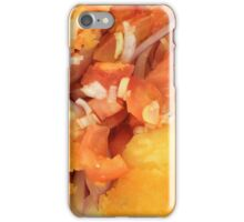 Potatoes and Vegetables iPhone Case/Skin