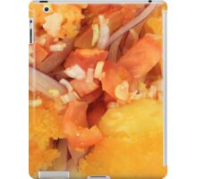 Potatoes and Vegetables iPad Case/Skin