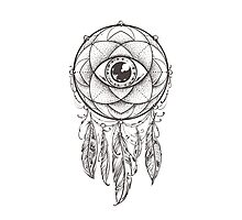 Dream Catcher Photographic Print