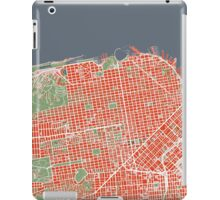 San Francisco map classic iPad Case/Skin