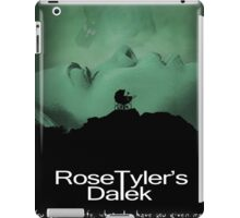 Rose Tyler's Dalek iPad Case/Skin