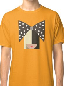 Sia (White) Classic T-Shirt