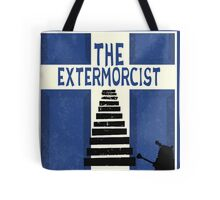 The Devil Inside. The Dalek Cut. Tote Bag