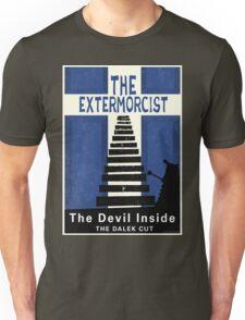 The Devil Inside. The Dalek Cut. T-Shirt