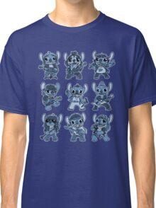 Alien Rockstar Classic T-Shirt