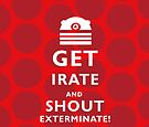 GET IRATE by ToneCartoons
