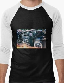Rat Rod 2 Men's Baseball ¾ T-Shirt