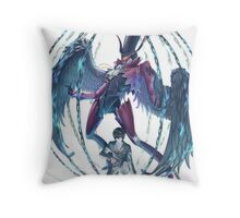 UNchained Fate Throw Pillow
