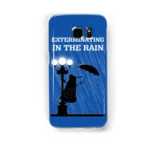 MusiKill in the Rain Samsung Galaxy Case/Skin