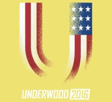 Frank Underwood 2016 One Piece - Short Sleeve