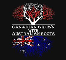 Canadian Grown With Australian Roots Unisex T-Shirt