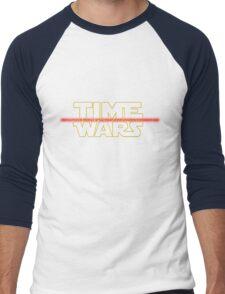 Time Wars  Men's Baseball ¾ T-Shirt