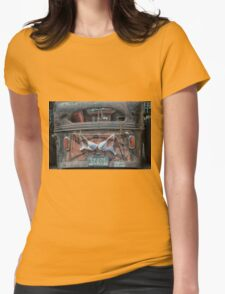 Rat Rod 3 Womens Fitted T-Shirt