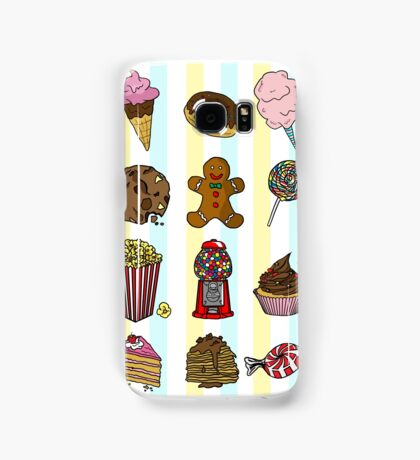 Candy/sweets pattern Samsung Galaxy Case/Skin