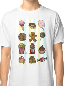 Candy/sweets pattern Classic T-Shirt