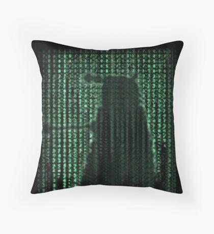 THE EXTERMINATRIX Throw Pillow