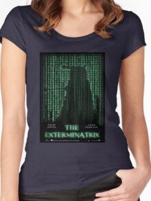 THE EXTERMINATRIX Women's Fitted Scoop T-Shirt