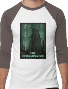 THE EXTERMINATRIX Men's Baseball ¾ T-Shirt