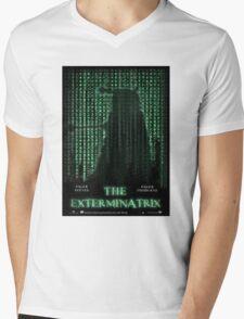 THE EXTERMINATRIX Mens V-Neck T-Shirt
