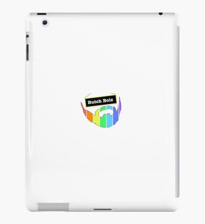 Butch Boiz Merchandise  iPad Case/Skin
