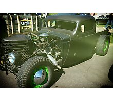 Rat Rod 4 Photographic Print