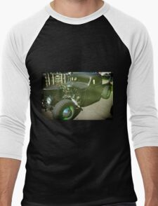 Rat Rod 4 Men's Baseball ¾ T-Shirt