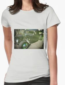 Rat Rod 4 Womens Fitted T-Shirt