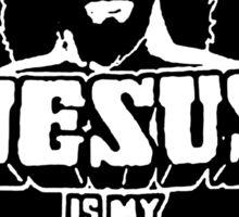 Jesus Is My Homeboy Sticker
