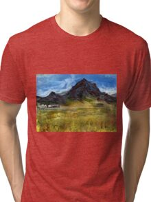 Tryfan Snowdonia Tri-blend T-Shirt