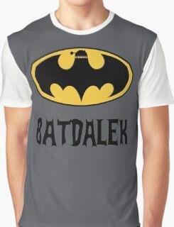 BAT-DALEK Graphic T-Shirt