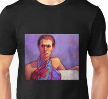 Portrait of Belinda Unisex T-Shirt