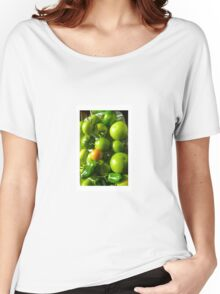 Green Tomatoes Women's Relaxed Fit T-Shirt