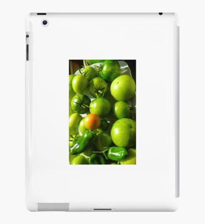 Green Tomatoes iPad Case/Skin