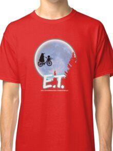 Exterminating Terrestrials Classic T-Shirt