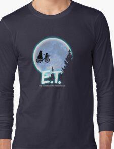 Exterminating Terrestrials Long Sleeve T-Shirt