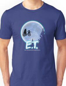 Exterminating Terrestrials Unisex T-Shirt