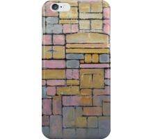 Piet Mondrian iPhone Case/Skin