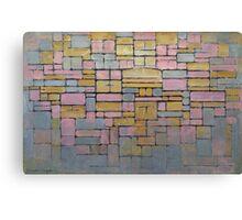 Piet Mondrian Canvas Print