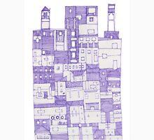 Big Purple Building Unisex T-Shirt