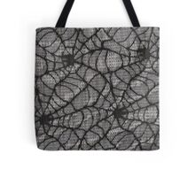 Spider net Tote Bag