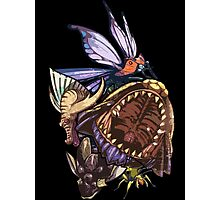 Monster Hunter Monster Mash Design Photographic Print