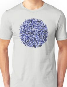 Navy Burst Unisex T-Shirt