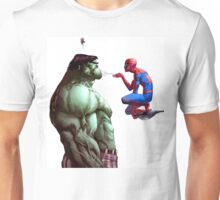 The Spider and the Beast Unisex T-Shirt
